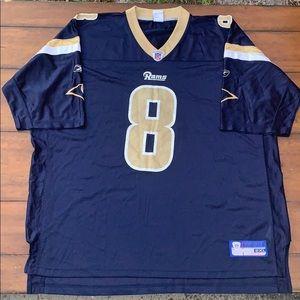 Rams Men's Football Jersey Size XXL